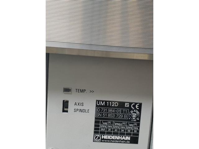 Heidenhain 1 Achs-Leistungsmodul UM112D - 1