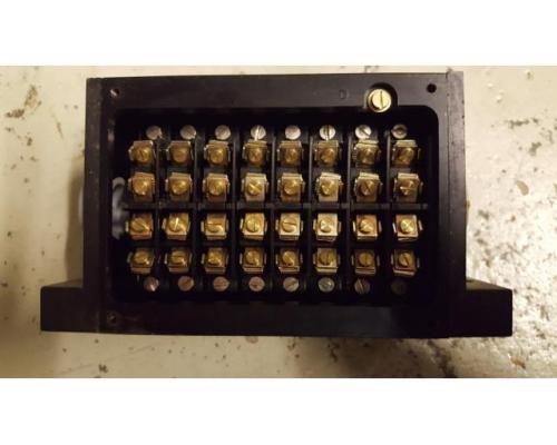 Mulcam 8-fach Endschalter / Reihengrenztaster mit Rollenstößeln - Bild 1