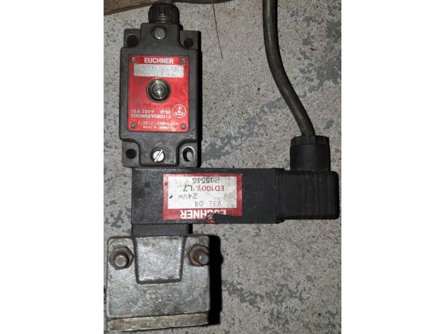Euchner NZ1VZ-528-B3 Sicherheitsschalter - 2
