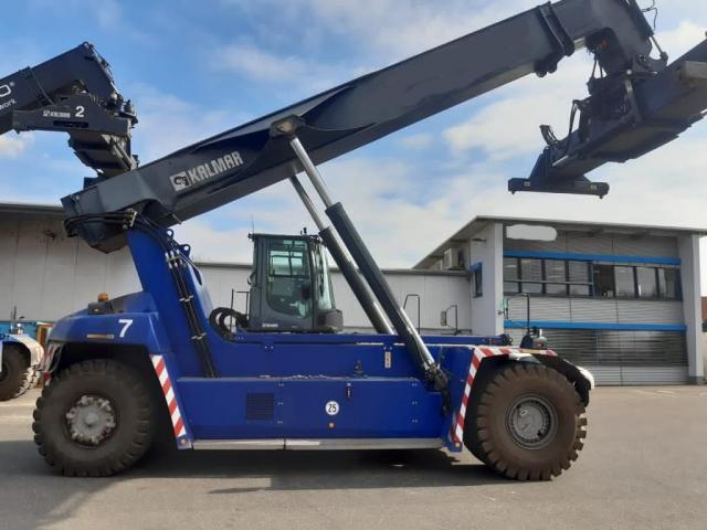 Kalmar DRG420-60S5 Reach Stacker 42000kg - 1