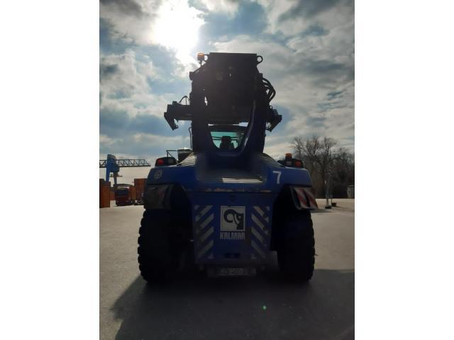 Kalmar DRG420-60S5 Reach Stacker 42000kg - 4