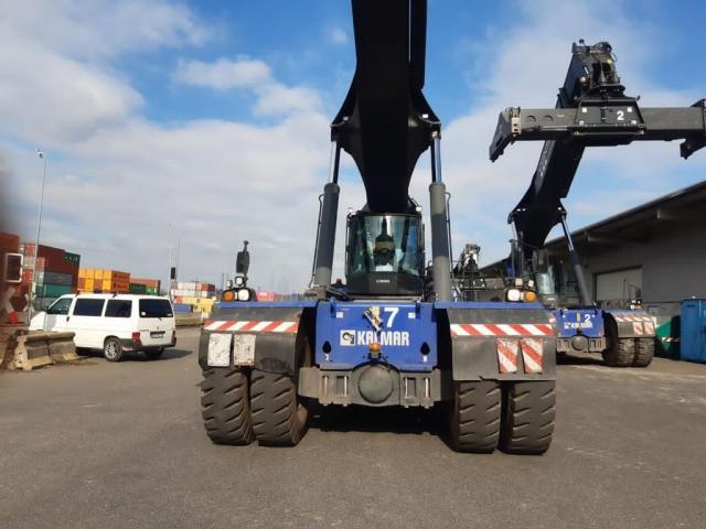 Kalmar DRG420-60S5 Reach Stacker 42000kg - 5