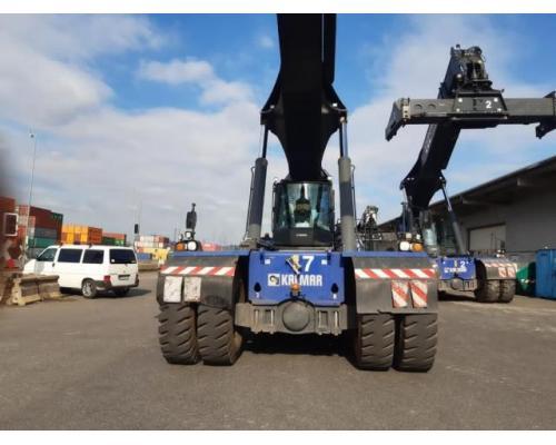Kalmar DRG420-60S5 Reach Stacker 42000kg - Bild 5