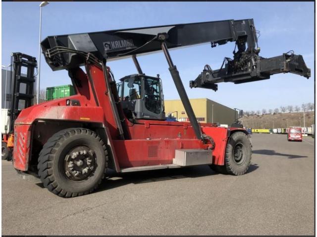 Kalmar DRG450-65S5X Reach Stacker 45000kg - 1