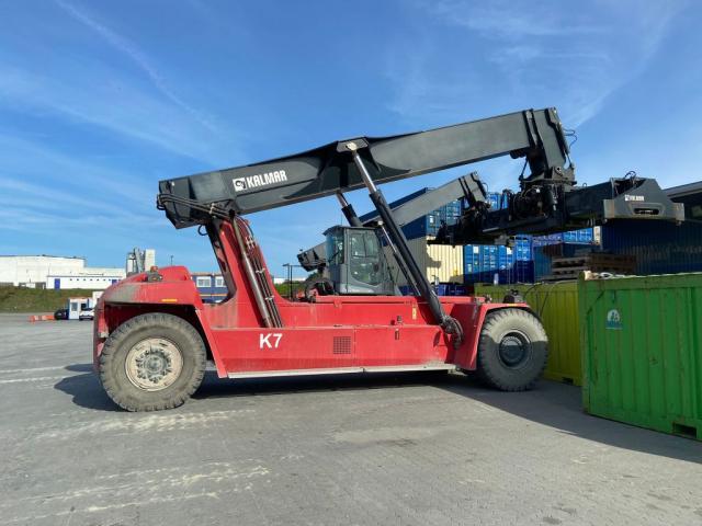 Kalmar DRG450-75S5X Reach Stacker 45000kg - 1