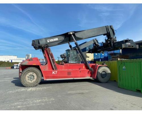 Kalmar DRG450-75S5X Reach Stacker 45000kg - Bild 1