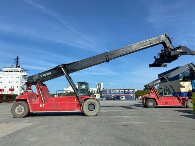 Kalmar DRG450-75S5X Reach Stacker 45000kg - 2