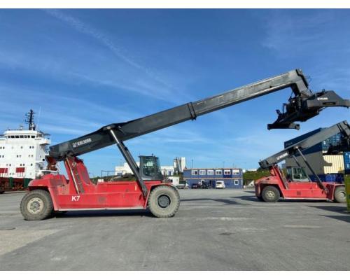 Kalmar DRG450-75S5X Reach Stacker 45000kg - Bild 2