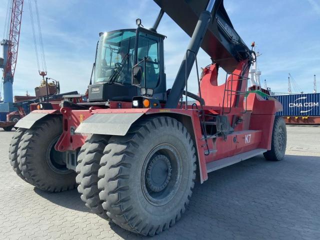 Kalmar DRG450-75S5X Reach Stacker 45000kg - 3