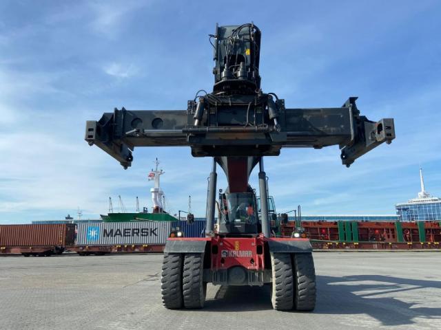 Kalmar DRG450-75S5X Reach Stacker 45000kg - 4