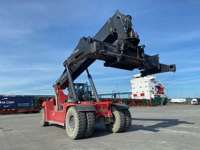 Kalmar DRG450-75S5X Reach Stacker 45000kg - 5