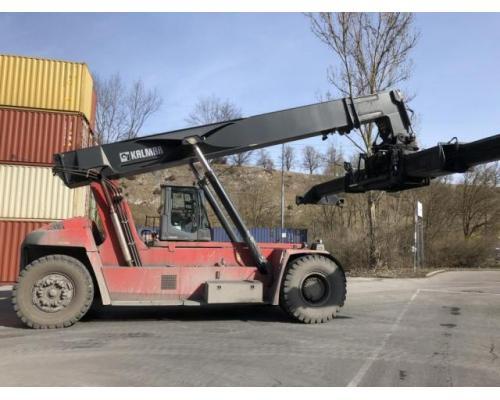 Kalmar DRG450-65S5X Reach Stacker 45000kg - Bild 1