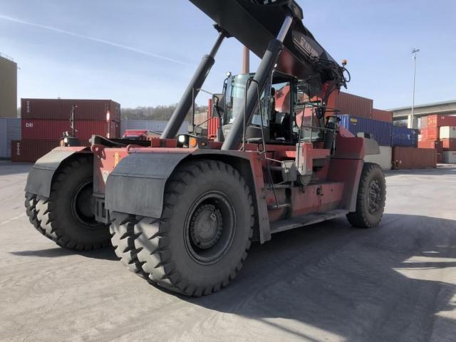 Kalmar DRG450-65S5X Reach Stacker 45000kg - 3