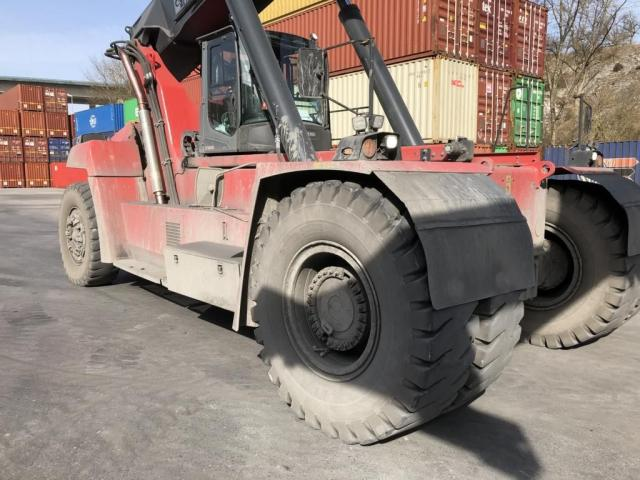 Kalmar DRG450-65S5X Reach Stacker 45000kg - 4