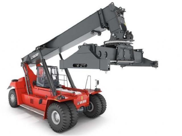 Kalmar DRG450-65S5 Reach Stacker 45000kg - 1