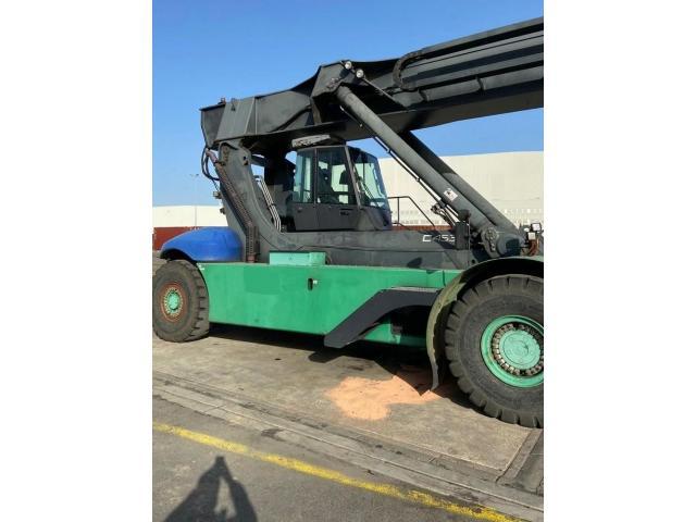 Linde C4531TL Reach Stacker 45000kg - 1