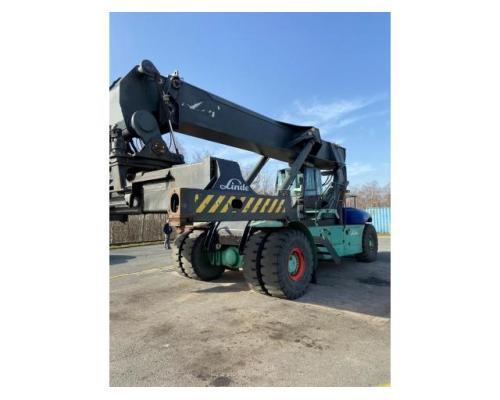 Linde C4531TL Reach Stacker 45000kg - Bild 2