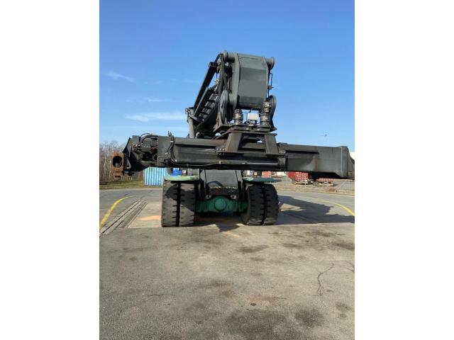 Linde C4531TL Reach Stacker 45000kg - 4