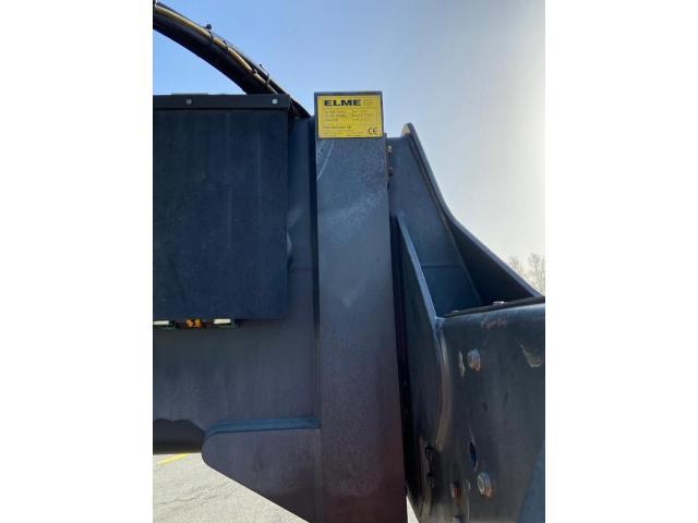 Linde C4531TL Reach Stacker 45000kg - 7