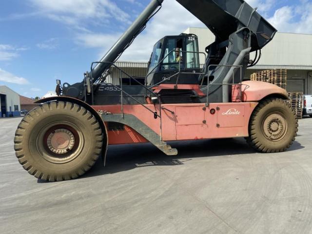 Linde C4535TL Reach Stacker 45000kg - 1