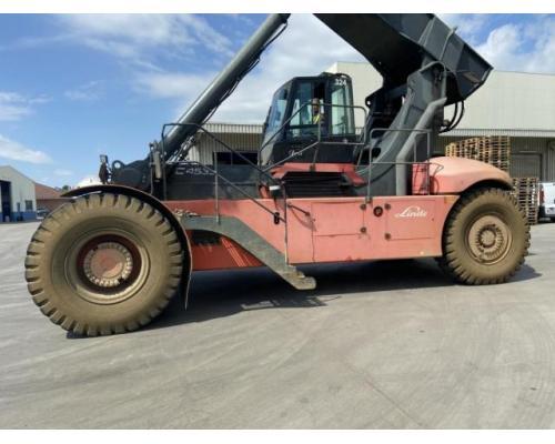 Linde C4535TL Reach Stacker 45000kg - Bild 1