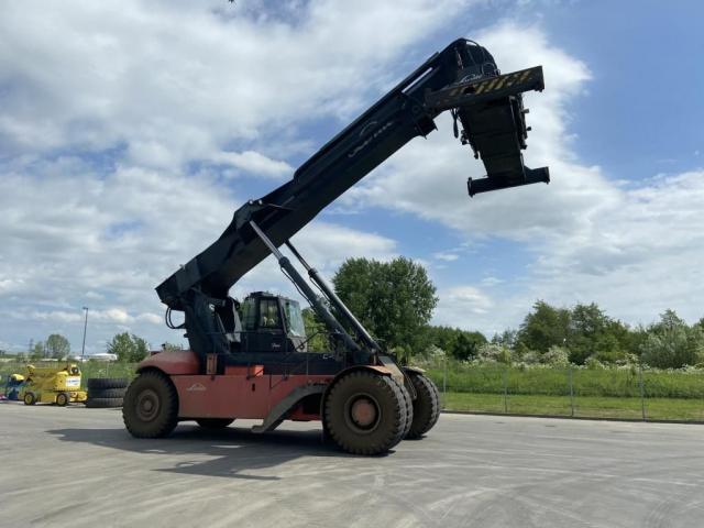 Linde C4535TL Reach Stacker 45000kg - 2