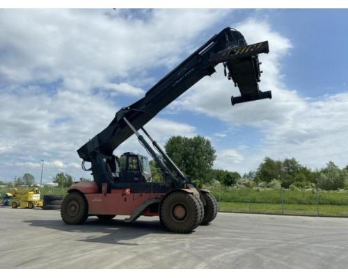 Linde C4535TL Reach Stacker 45000kg - Bild 2