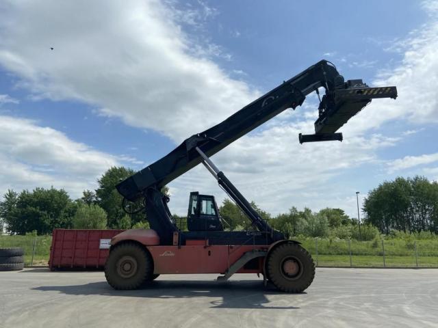 Linde C4535TL Reach Stacker 45000kg - 3