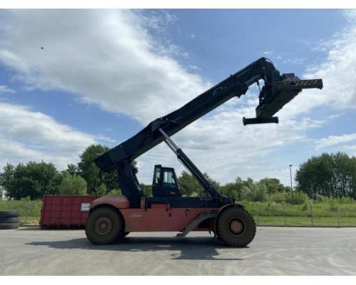 Linde C4535TL Reach Stacker 45000kg - Bild 3