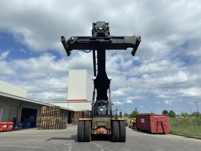 Linde C4535TL Reach Stacker 45000kg - 5