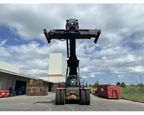 Linde C4535TL Reach Stacker 45000kg - Bild 5