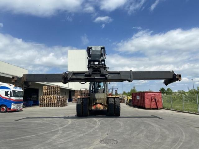 Linde C4535TL Reach Stacker 45000kg - 6