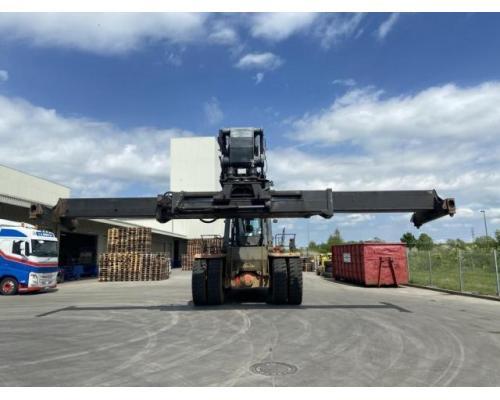 Linde C4535TL Reach Stacker 45000kg - Bild 6