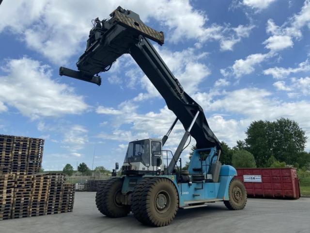 SMV 4535TB5 Reach Stacker 45000kg - 1