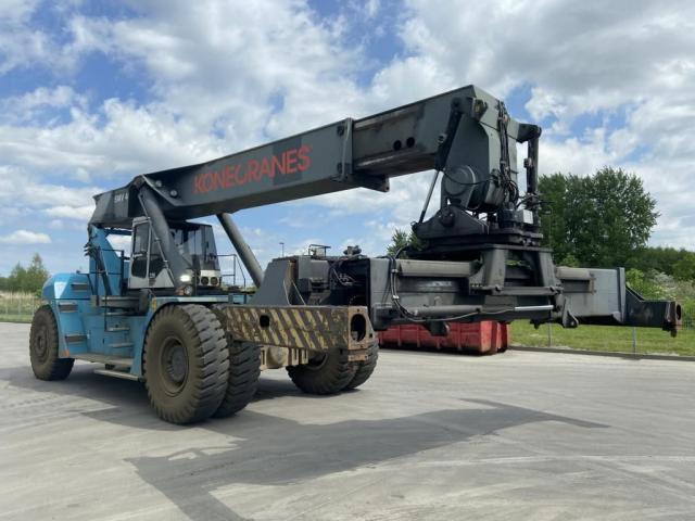 SMV 4535TB5 Reach Stacker 45000kg - 2