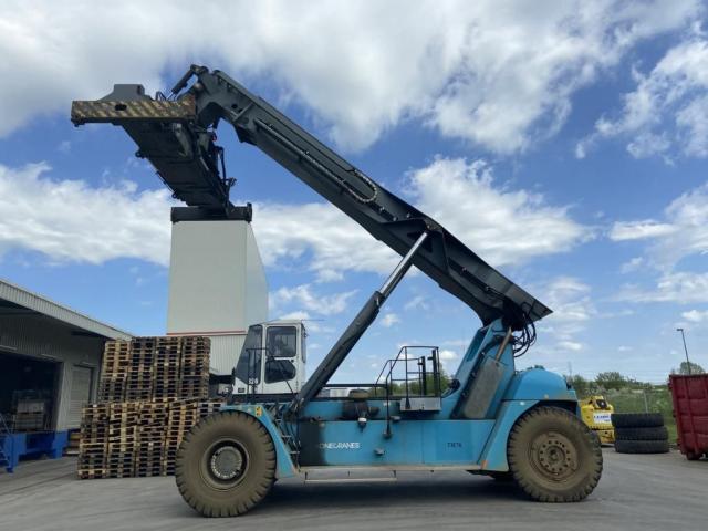 SMV 4535TB5 Reach Stacker 45000kg - 3