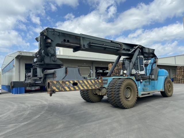 SMV 4535TB5 Reach Stacker 45000kg - 4
