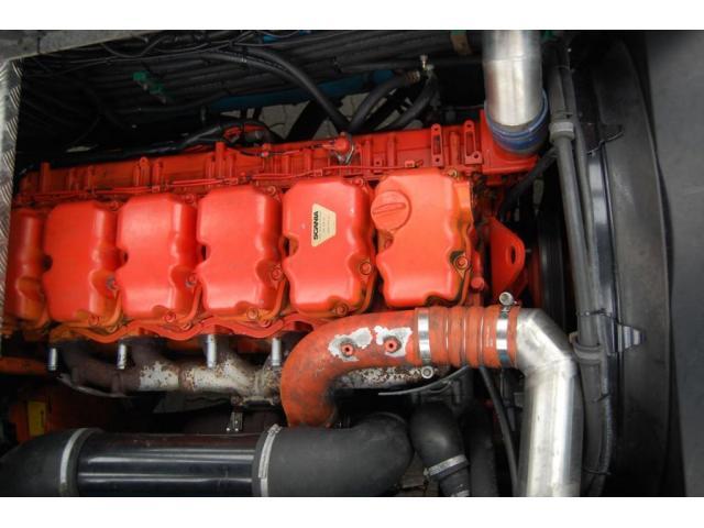 SMV 4535TB5 Reach Stacker 45000kg - 9
