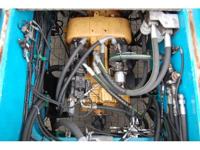 SMV 4535TB5 Reach Stacker 45000kg - 10