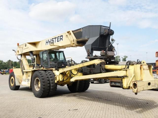 Hyster RS4633IH Reach Stacker 46000kg - 1