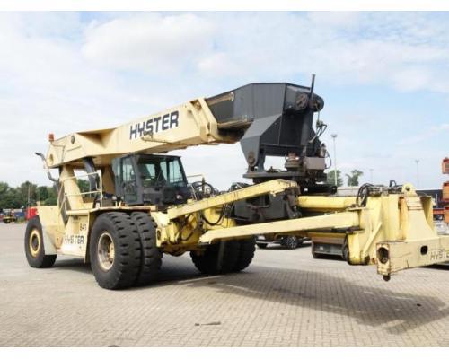 Hyster RS4633IH Reach Stacker 46000kg - Bild 1