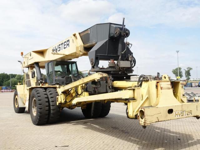 Hyster RS4633IH Reach Stacker 46000kg - 5