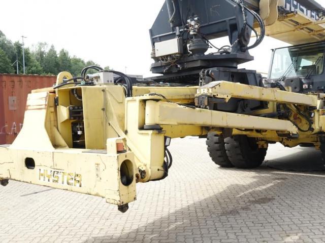 Hyster RS4633IH Reach Stacker 46000kg - 6