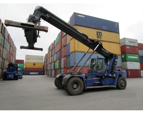 Kalmar DRG100-54S6 Reach Stacker 10000kg - Bild 1