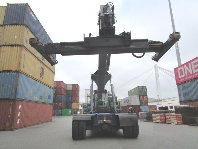 Kalmar DRG100-54S6 Reach Stacker 10000kg - 3