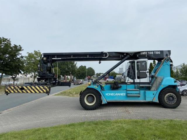 SMV 108TB6 Reach Stacker 10000kg - 1