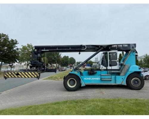 SMV 108TB6 Reach Stacker 10000kg - Bild 1