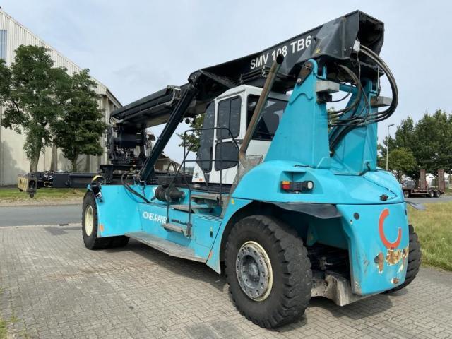 SMV 108TB6 Reach Stacker 10000kg - 2