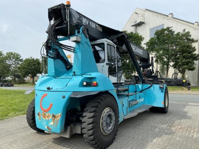 SMV 108TB6 Reach Stacker 10000kg - 3