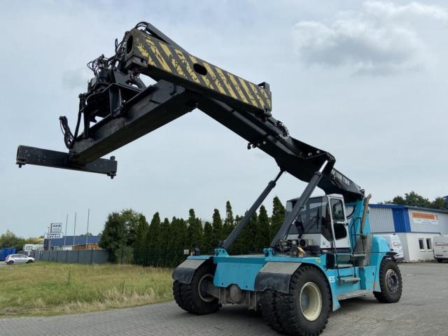 SMV 108TB6 Reach Stacker 10000kg - 6